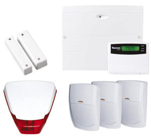 wired intruder alarms northampton
