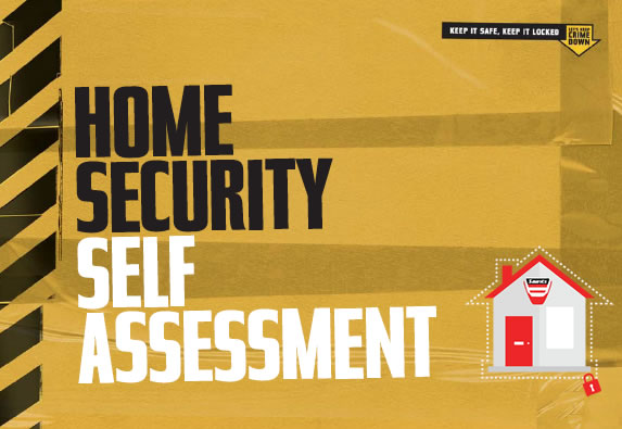Self Assessment Security Survey