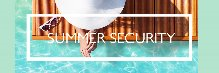 Summer Security with Saints Security Northampton